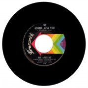 The Artistics - I'm Gonna Miss You - VG+