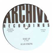 Allan Kingpin - Wake Up