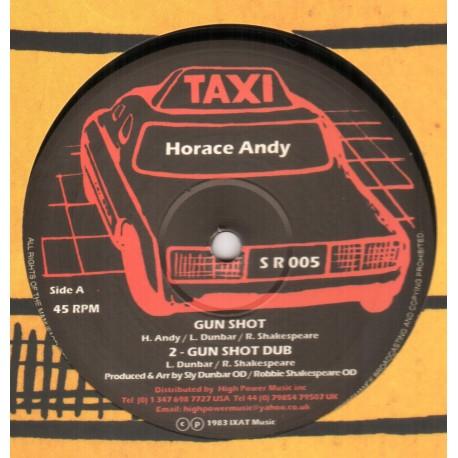 Horace Andy - Gun Shot