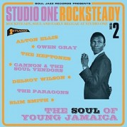 Studio One Rocksteady Volume 2 - The Soul Of  Young Jamaica