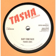 Frankie Jones - Baby Come Back