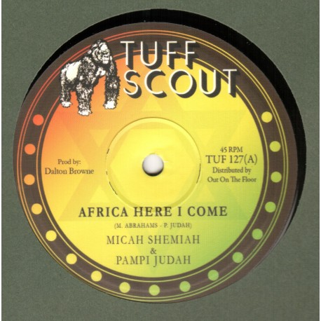 Micah Shemiah & Pampi Judah - Africa Here I Come