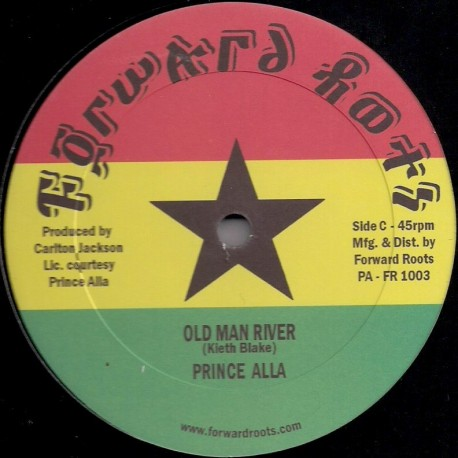 Prince Alla - Old Man River