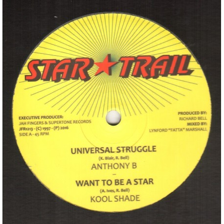 Anthony B - Universal Struggle