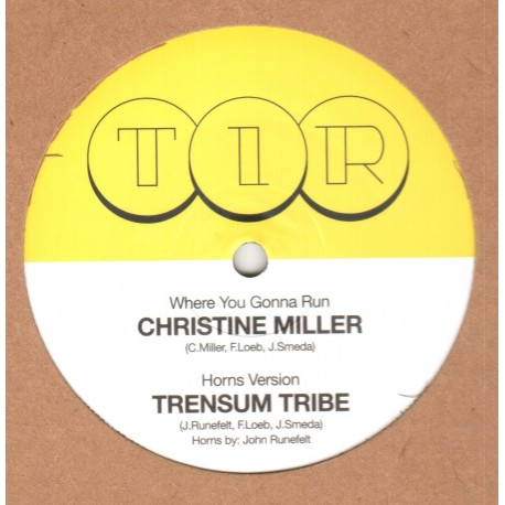 Christine Miller - Where You Gonna Run