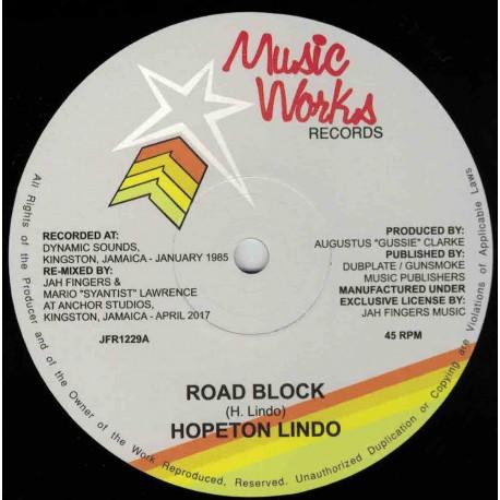 Hopeton Lindo - Road Block