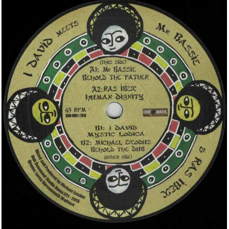 Mr. Bassie - Behold The father