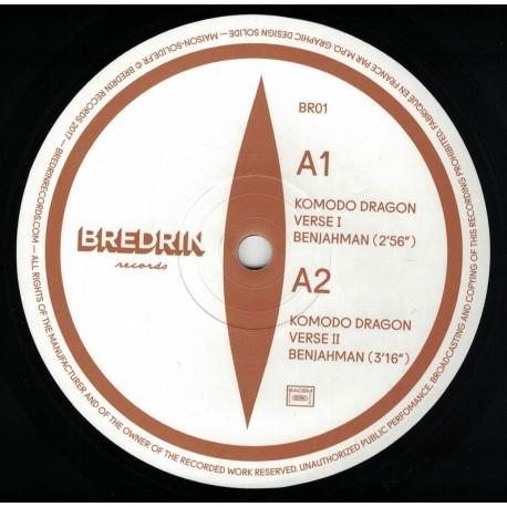 Benjahman - Komodo Dragon