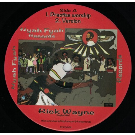 Rick Wayne - Practise Worship