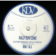 Culture Freeman - Rally Run Come