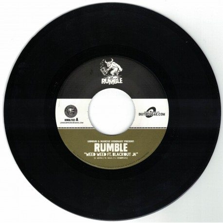 Rumble feat. Blackout JA - Weed Weed
