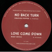 Creation Stepper - No Back Turn