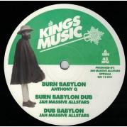 Anthony Que - Burn Babylon