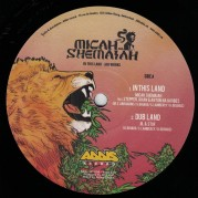 Micah Shemaiah - In This Land