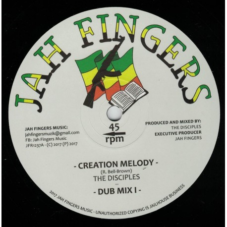 The Disciples - Creation Melody