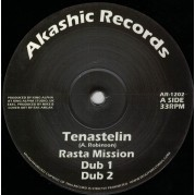 Tenastelin & King Alpha - Rasta Mission