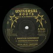 R.D.K. HI-FI & Jamtone - Brixton Downbeat