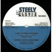 Garnet Silk - Love Is The Answer