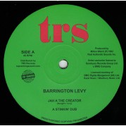Barrington Levy - Jah A The Creator