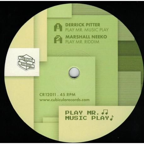 Derrick Pitter - Play Mr. Music Play