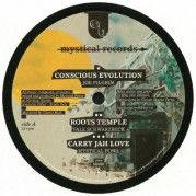 Joe Pilgrim / Iyah Ranks - Conscious Evolution / Strictly Love