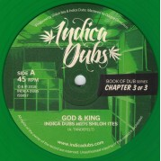 Indica Dubs meets Shiloh-Ites - God & King
