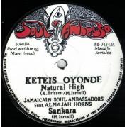 Keteis Oyonde - Natural High