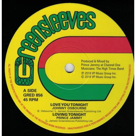 Johnny Osbourne - Love You Tonight