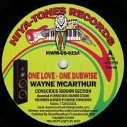 Wayne McArthur - One Love