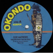 Clive Mathews - They Will Never Find Jah