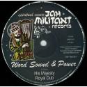 Word Sound & Power - His Majesty