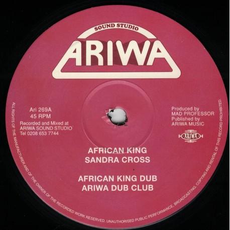 Sandra Cross - African King