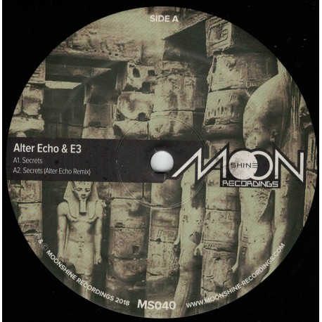 Alter Echo & E3 - Secrets