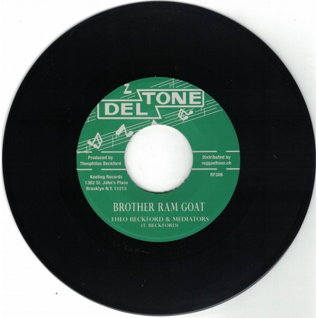 Theo Beckford & Mediators - Brother Ram Goat