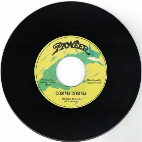 Dennis Brown - Comma Comma