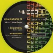 Matic Horns - Zion Kingdom