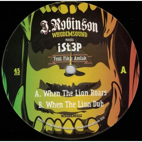 iSt3p & Fikir Amlak - When The Lion Roars