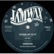 Jah Mel & The Rhythm Factory - Stand Up To It
