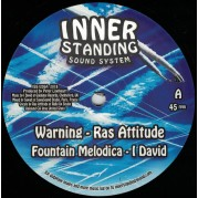 Ras Attitude - Warning