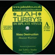 Maasai Warrior - Mass Destruction