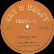 Tony Tuff & Jah Stitch - Rumors Of War
