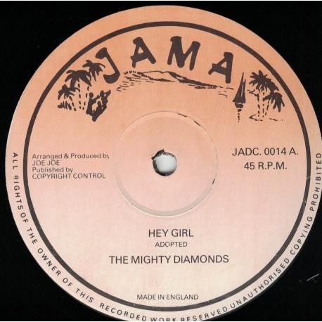 The Mighty Diamonds - Hey Girl