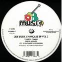 Junior Delgado - DEB Music Showcase EP Vol 2