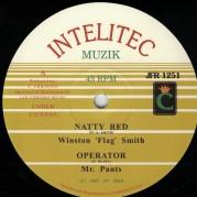 Winston Flag Smith - Natty Red