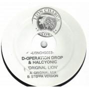 D-Operation Drop & Halcyonic - Original Lion