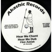 Fikir Amlak - Hear Me Chant