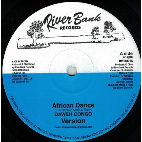 Daweh Congo - African Dance