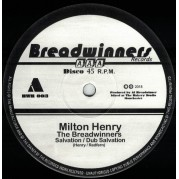 Milton Henry & The  Breadwinners - Salvation