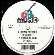 Booker T - Down Presser