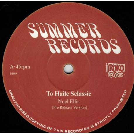 Noel Ellis - To Haile Selassie
